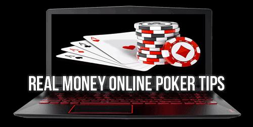 Online Poker tips