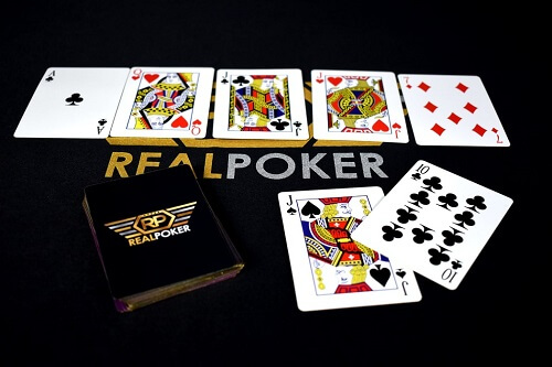Real Poker Cards