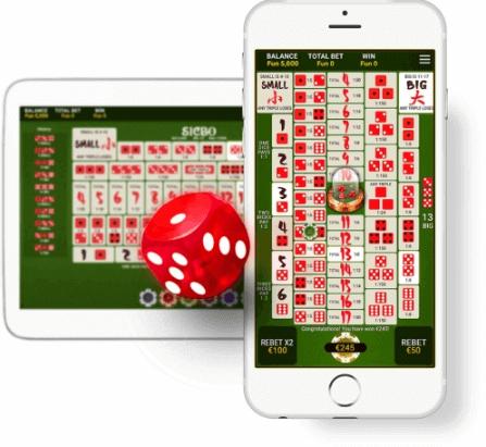 Online Sic Bo for Mobile Casinos