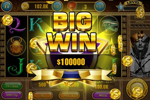 Winning big at Big Win Casino