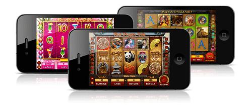 iPhone online casino