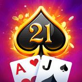 Atlantic City Blackjack Icon